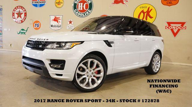 2017 Land Rover Range Rover Sport HSE Dynamic ROOF,HUD,360CAM,22'S,34K in Carrollton, TX 75006
