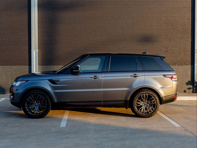 2017 Land Rover Range Rover Sport Dynamic