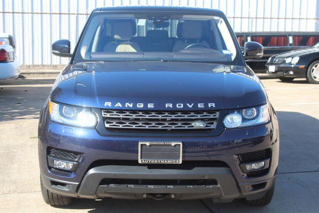 2017 Land Rover Range Rover Sport SE Houston, Texas 1