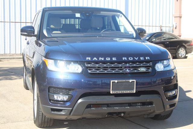 2017 Land Rover Range Rover Sport SE Houston, Texas 2