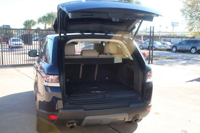 2017 Land Rover Range Rover Sport Houston, Texas 12