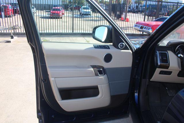 2017 Land Rover Range Rover Sport SE Houston, Texas 14