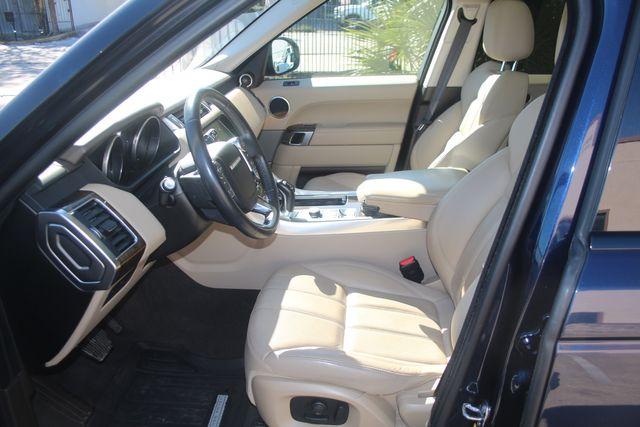 2017 Land Rover Range Rover Sport SE Houston, Texas 15