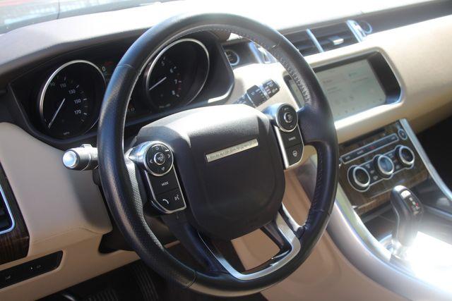 2017 Land Rover Range Rover Sport SE Houston, Texas 17