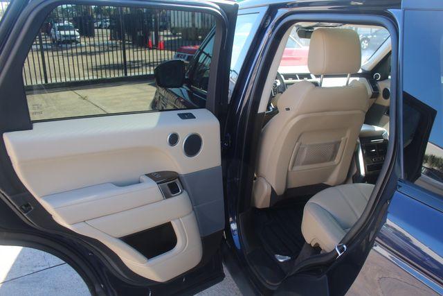 2017 Land Rover Range Rover Sport SE Houston, Texas 19