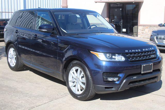 2017 Land Rover Range Rover Sport SE Houston, Texas 3