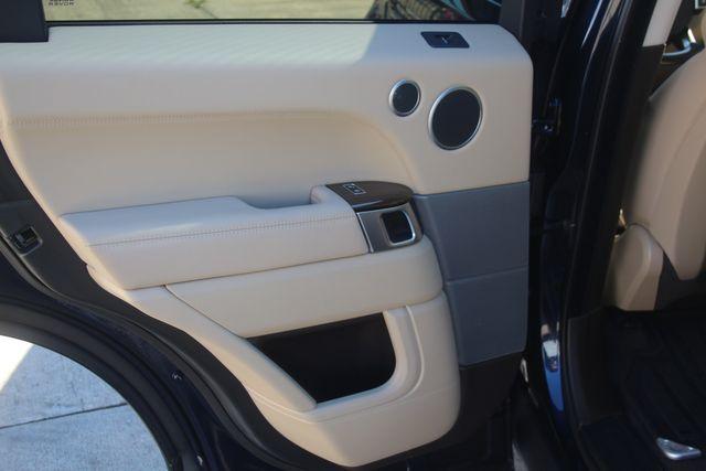 2017 Land Rover Range Rover Sport SE Houston, Texas 20