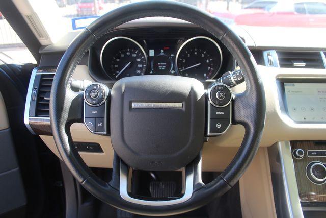 2017 Land Rover Range Rover Sport SE Houston, Texas 26