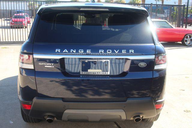 2017 Land Rover Range Rover Sport SE Houston, Texas 7