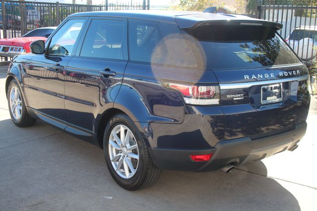 2017 Land Rover Range Rover Sport SE Houston, Texas 8
