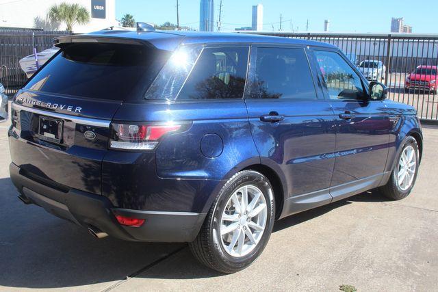 2017 Land Rover Range Rover Sport SE Houston, Texas 9