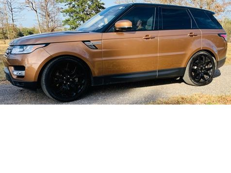 2017 Land Rover Range Rover Sport HSE in Lake Charles, Louisiana