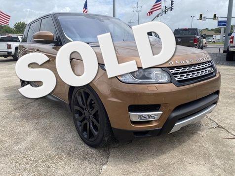 2017 Land Rover Range Rover Sport HSE in Lake Charles, Louisiana