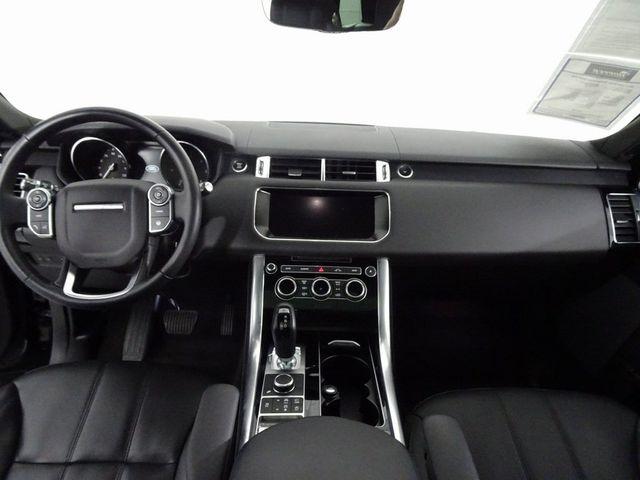 2017 Land Rover Range Rover Sport HSE in McKinney, Texas 75070