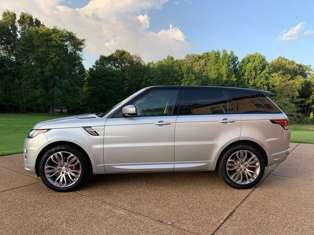 2017 Land Rover Range Rover Sport HSE Dynamic | Memphis, Tennessee | Tim Pomp - The Auto Broker in  Tennessee