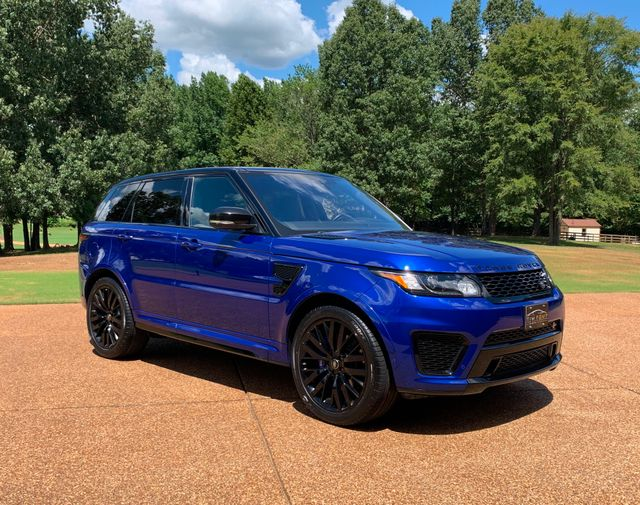 2017 Land Rover Range Rover Sport SVR in Memphis, Tennessee 38115