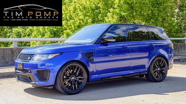 2017 Land Rover Range Rover Sport SVR in Memphis, TN 38115