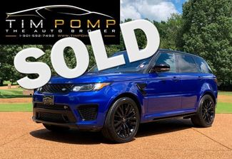 2017 Land Rover Range Rover Sport SVR | Memphis, Tennessee | Tim Pomp - The Auto Broker in  Tennessee