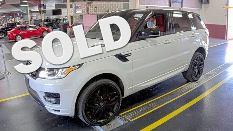 2017 Land Rover Range Rover Sport HSE Dynamic | Memphis, Tennessee | Tim Pomp - The Auto Broker in Memphis Tennessee