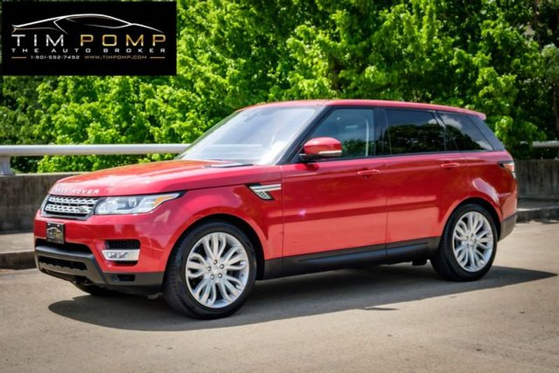 2017 Land Rover Range Rover Sport HSE | Memphis, Tennessee | Tim Pomp - The Auto Broker in Memphis Tennessee