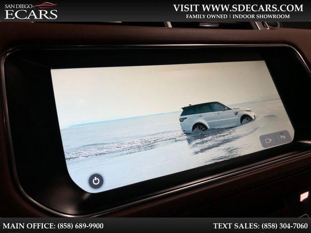 2017 Land Rover Range Rover Sport Dynamic in San Diego, CA 92126