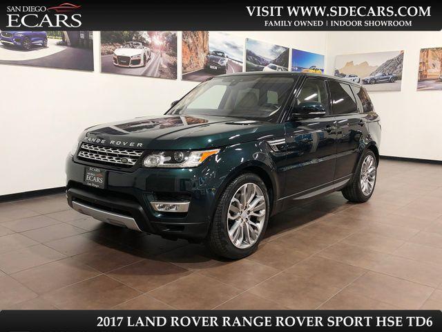 2017 Land Rover Range Rover Sport HSE TD6 in San Diego, CA 92126