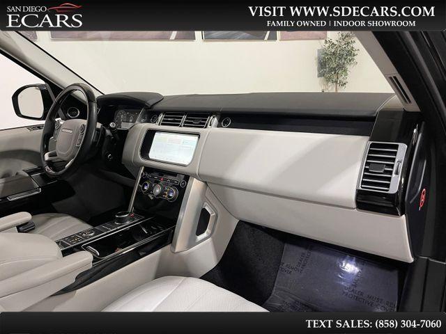 2017 Land Rover Range Rover V8 LWB in San Diego, CA 92126