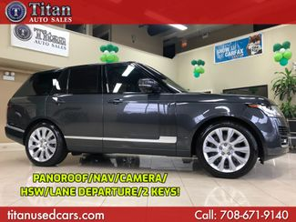 2017 Land Rover Range Rover HSE in Worth, IL 60482