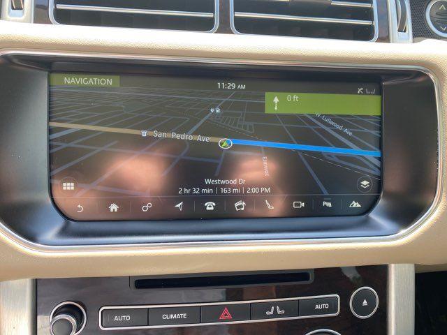 2017 Land Rover Range Supercharged in San Antonio, TX 78212