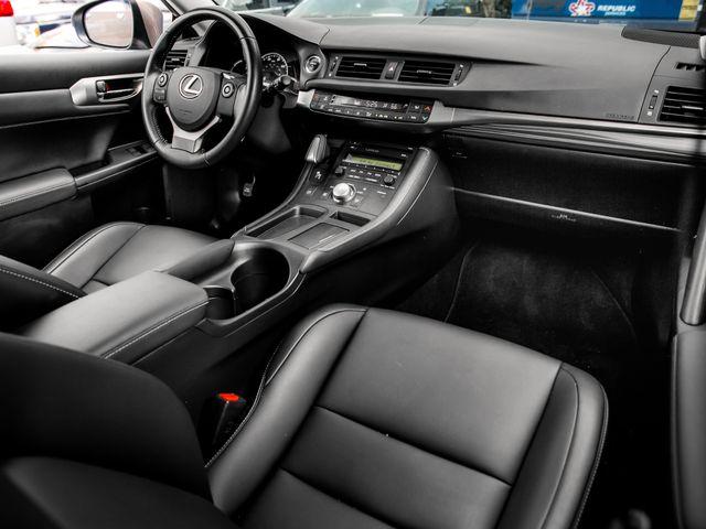 2017 Lexus CT 200h Burbank, CA 12