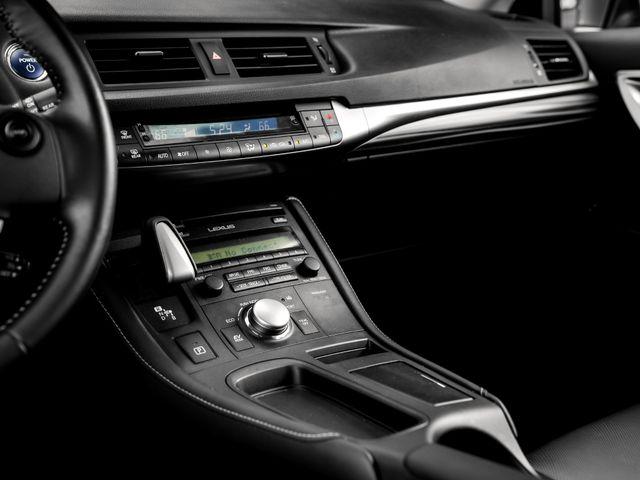 2017 Lexus CT 200h Burbank, CA 18