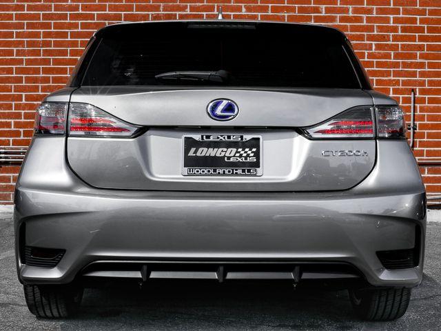 2017 Lexus CT 200h Burbank, CA 3