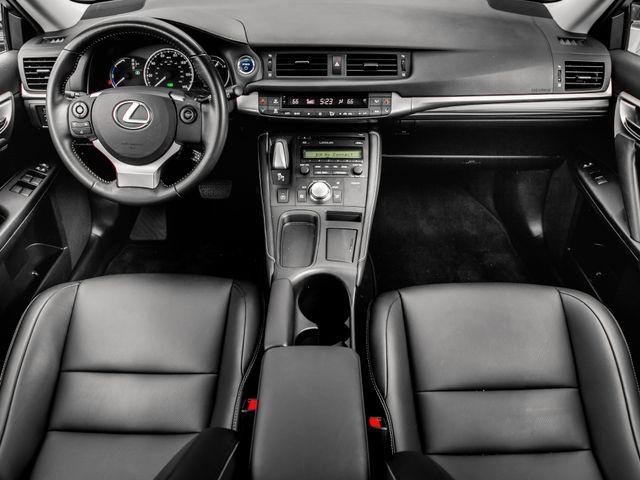 2017 Lexus CT 200h Burbank, CA 8