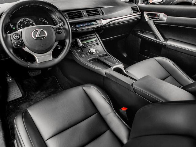2017 Lexus CT 200h Burbank, CA 9