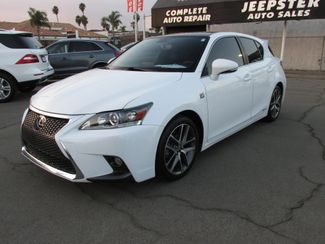 2017 Lexus CT 200h F Sport Hatchback in Costa Mesa, California 92627