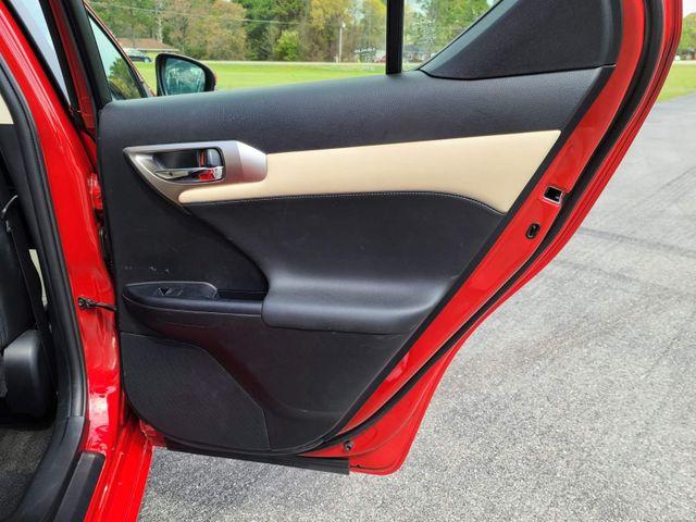 2017 Lexus CT 200h Luxury in Hope Mills, NC 28348