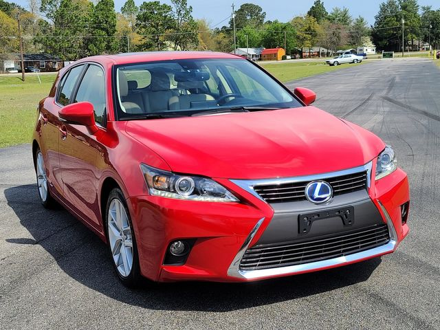 2017 Lexus CT 200h Luxury in Hope Mills, NC 28348