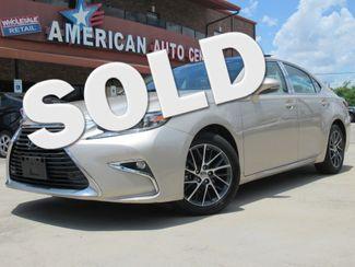 2017 Lexus ES 350  | Houston, TX | American Auto Centers in Houston TX
