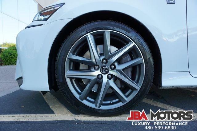 2017 Lexus GS 350 F Sport GS350 Sedan ~ Mark Levinson ~ Park Assist ~ WOW in Mesa, AZ 85202
