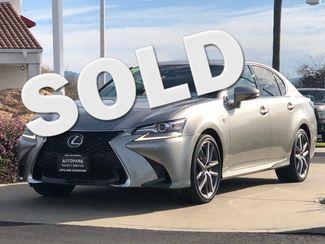 2017 Lexus GS 350 F Sport    San Luis Obispo, CA   Auto Park Sales & Service in San Luis Obispo CA