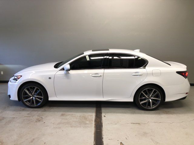 2017 Lexus GS 350 AWD F Sport