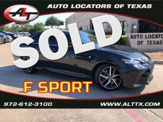 2017 Lexus GS 350 F Sport | Plano, TX | Consign My Vehicle in  TX