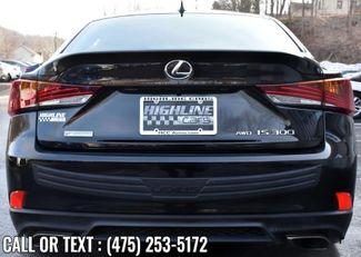 2017 Lexus IS 300 F Sport IS 300 F Sport AWD Waterbury, Connecticut 7