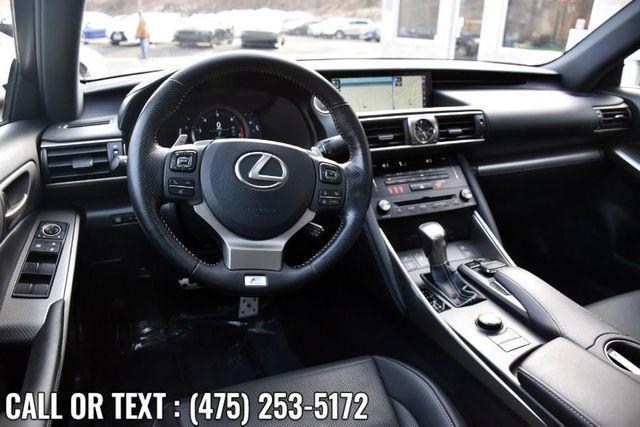 2017 Lexus IS 300 F Sport IS 300 F Sport AWD Waterbury, Connecticut 18