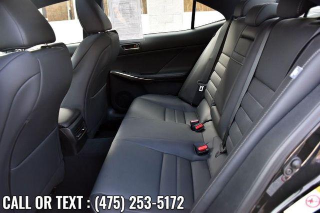 2017 Lexus IS 300 F Sport IS 300 F Sport AWD Waterbury, Connecticut 21