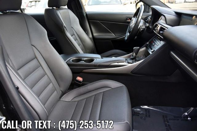 2017 Lexus IS 300 F Sport IS 300 F Sport AWD Waterbury, Connecticut 23