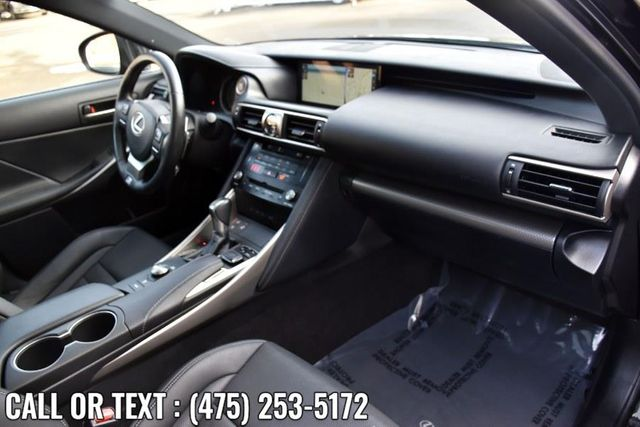 2017 Lexus IS 300 F Sport IS 300 F Sport AWD Waterbury, Connecticut 24