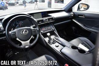 2017 Lexus IS 300 F Sport IS 300 F Sport AWD Waterbury, Connecticut 10