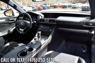 2017 Lexus IS 300 F Sport IS 300 F Sport AWD Waterbury, Connecticut 15