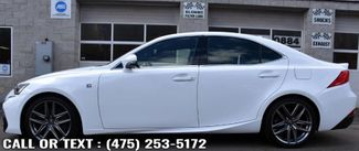 2017 Lexus IS 300 F Sport IS 300 F Sport AWD Waterbury, Connecticut 1